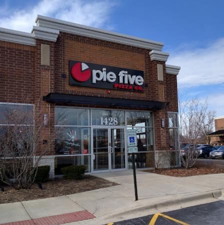 pie five pizza co schaumburg restaurant reviews phone number photos tripadvisor. Black Bedroom Furniture Sets. Home Design Ideas