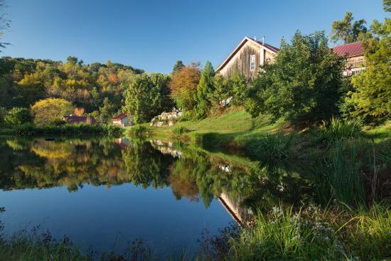 Fogelsville, Pensilvanya: Glasbern Gardens