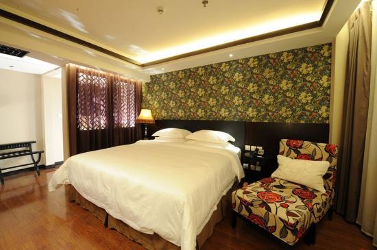 Danfeng Boutique Hotel: Room