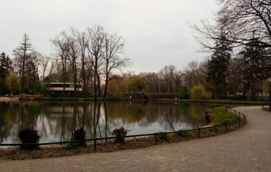 Maksimir Park (Maksimirirski perivoj)