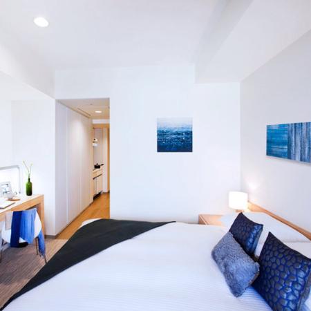 Fraser Residence Nankai Osaka: Studio Apartment