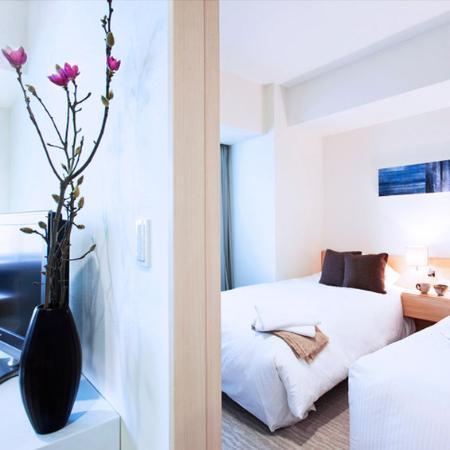 Fraser Residence Nankai Osaka: One Bedroom Apartment