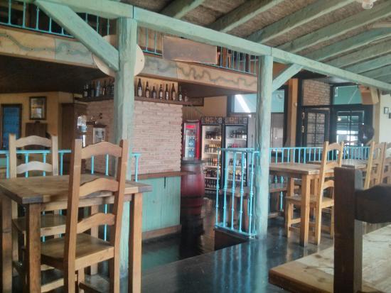 Cerveceria Louisiana: Interior