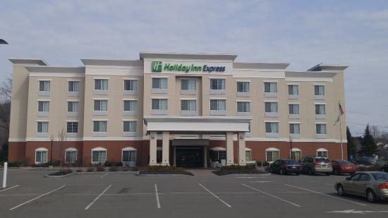 Cortland, estado de Nueva York: Welcome to the Holiday Inn Express