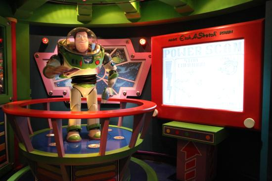 Buzz Lightyear Astro Blasters