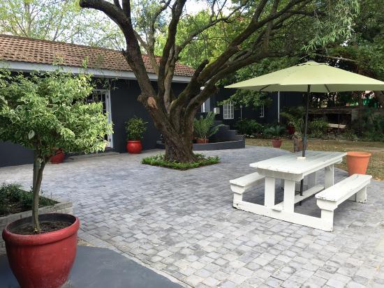 The garden shed guesthouse wellington zuid afrika for Garden shed tripadvisor