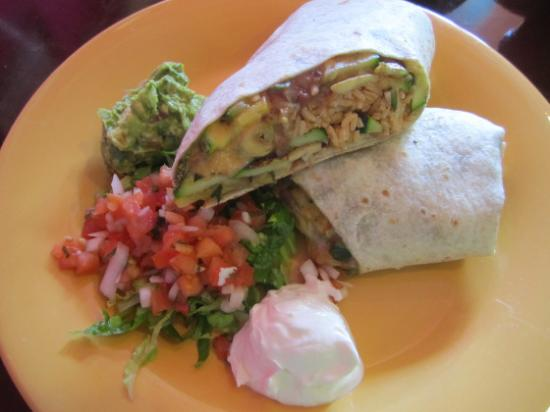 Springfield, Nueva Jersey: The Steak Burrito