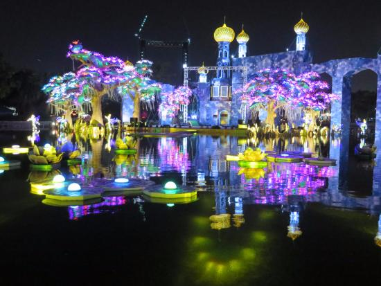 Marvelous Dubai Garden Glow: Garden Glow