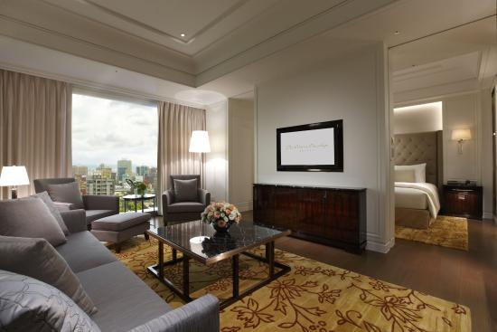 The Okura Prestige Taipei: Junior Suite