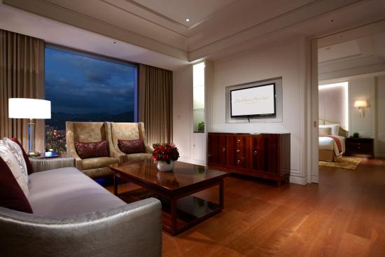 The Okura Prestige Taipei: The Suite