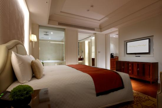 The Okura Prestige Taipei: The Suite