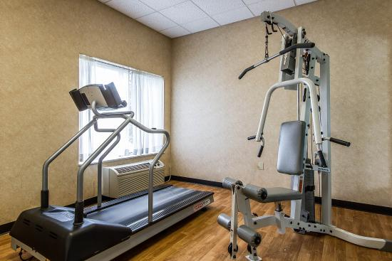 Lodi, WI: Fitness center