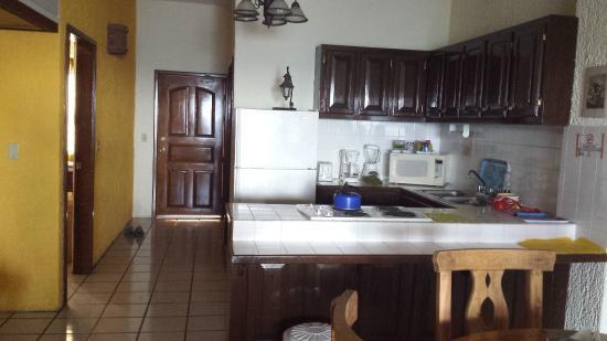 Las Gaviotas Resort: Kitchen