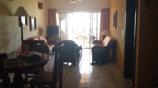 Las Gaviotas Resort: Sitting room