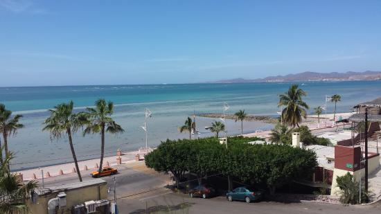 Las Gaviotas Resort: View from the balcony