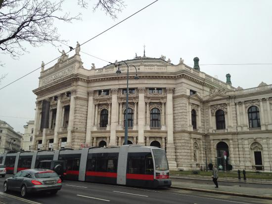 Burgtheater in vienna picture of burgtheater vienna for Tripadvisor vienna