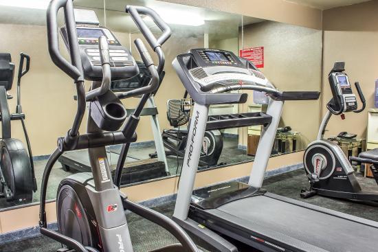 Econo Lodge Winslow: Fitness