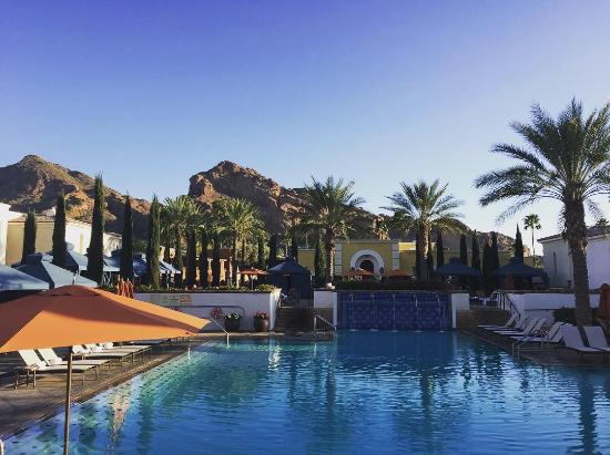 Omni Scottsdale Resort And Spa At Montelucia Reviews