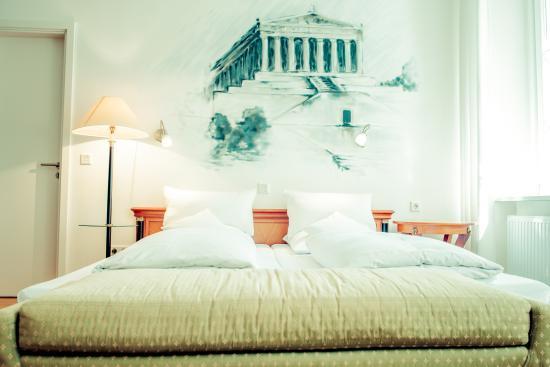 Bohemian Hotel: Doppelzimmer