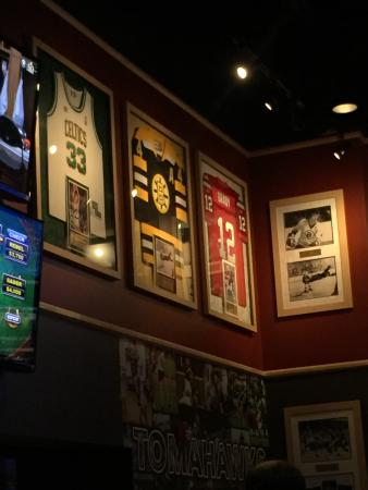 Buffalo Wild Wings - Shrewsbury