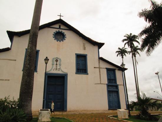 Paracatu, MG: Diocese Santo Antônio de Pádua - Criada em 08/02/1755