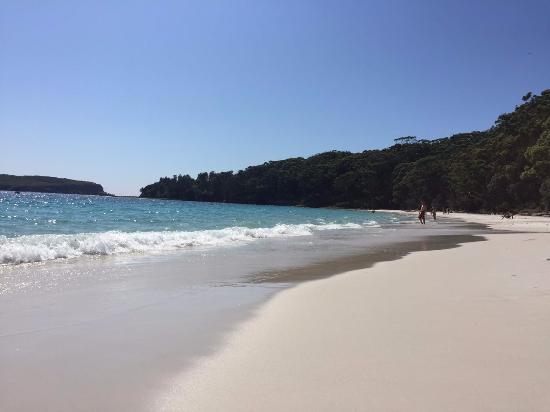 Ceespray on Owen : Murray's beach around 30 mins drive away