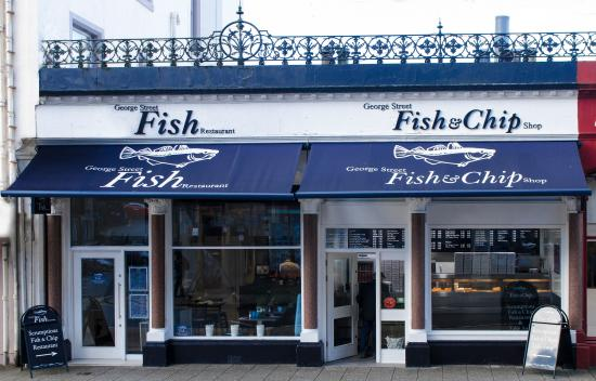 ‪George Street Fish Restaurant & Chip Shop‬