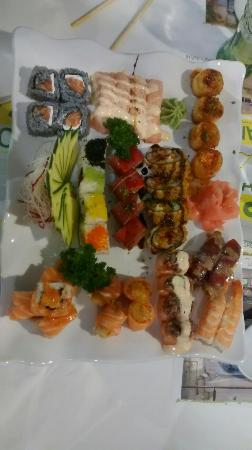 Caparica, Portugal: Very good sushi