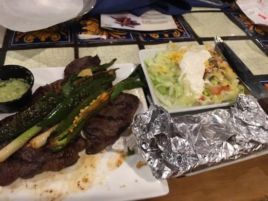 Emiliano's: Carne Asada with Sides