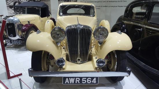 Ковентри, UK: Coventry Transport Museum