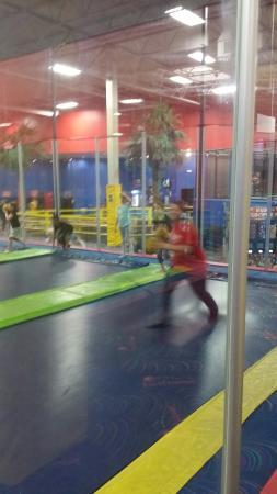 Jumpstreet Indoor Trampoline Park Lawrenceville 2018 What To