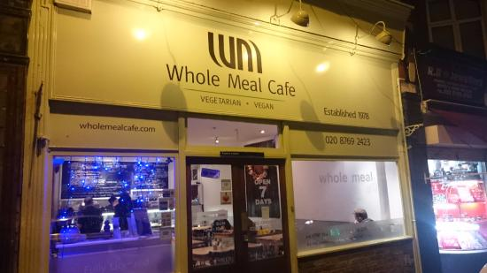 Whole Meal Cafe