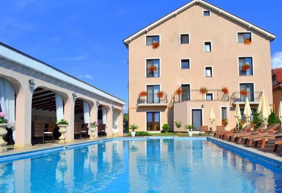 Hotel Krystal: pool