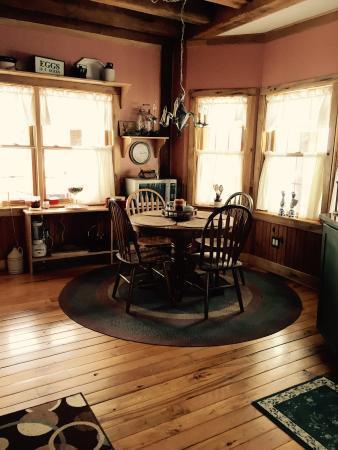 Hillsboro, Огайо: Lodge Kitchen