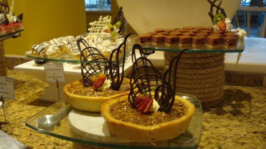 Now Garden Punta Cana Buffet Desserts