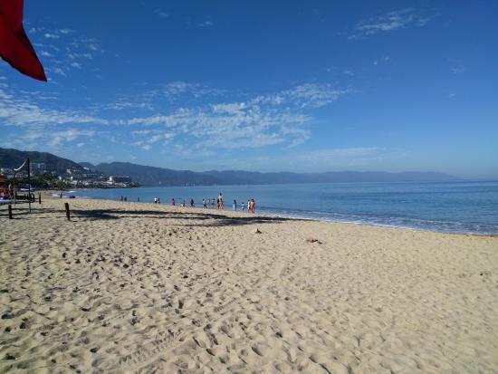 Villa Premiere Hotel & Spa: Beach