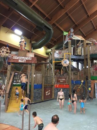 Wilderness Resort: Wild West Waterpark