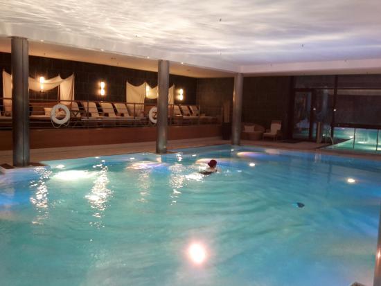 Spa pool  Spa pool - Bild von Kempinski Hotel Berchtesgaden, Berchtesgaden ...