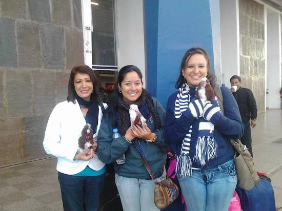 Peru Adventure Trek - Day Tour: lindas personas