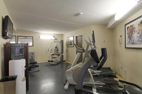 Best Western Kitchener-Waterloo: Fitness Center