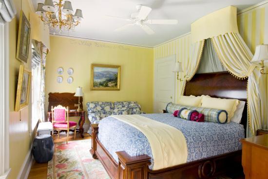 Trumansburg, estado de Nueva York: Benson Room