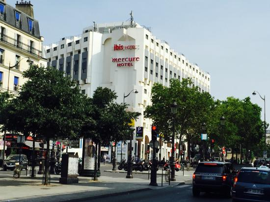 Hotel Street View Picture Of Mercure Paris Montmartre