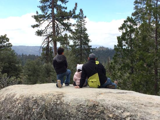 Idyllwild, Kaliforniya: The Nature Center has much to offer: hiking, educational center to explore for children and adul