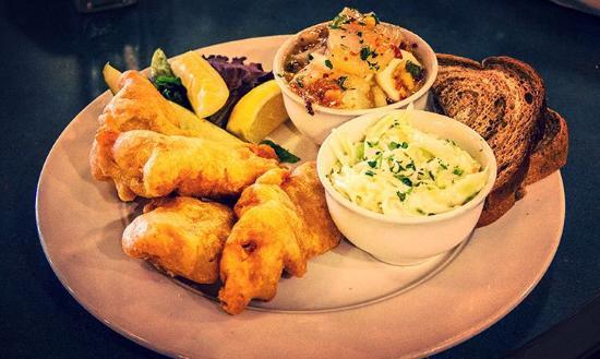 Elkhart Lake, WI: Friday Fish Fry!