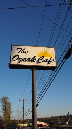 West Plains, MO: Great local cafe