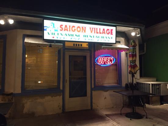 Saigon Village: Not at all good - espy if you know what Vietnamese food takes like!  So over rated - maybe becau