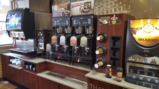Montgomery, NY: Coffee Station