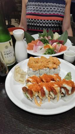Sen Dai Sushi: Delicious!