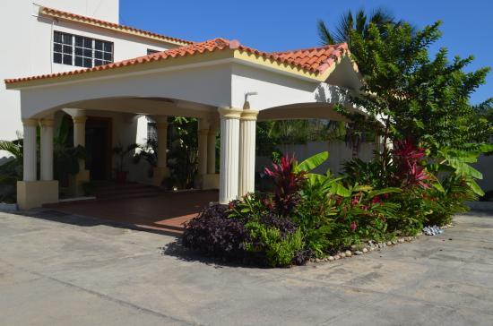 Hotel La Saladilla Beach Club: Areas comunes