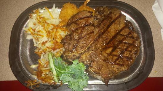 Texas T-Bone Steakhouse: 20160331_190755_large.jpg
